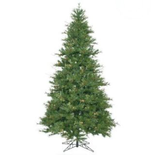Mixed Country Pine Slim Unlit Christmas Tree   Christmas Trees