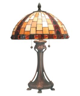 Dale Tiffany Christina Baroque Table Lamp   Tiffany Table Lamps