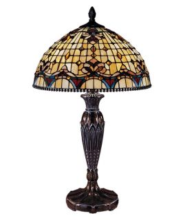 Dale Tiffany Jewel Baroque Table Lamp   Tiffany Table Lamps