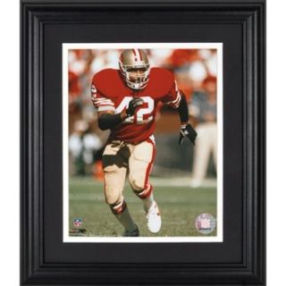 Ronnie Lott San Francisco 49ers Framed Unsigned 8 x 10 Photograph