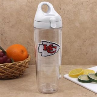 Tervis Tumbler Kansas City Chiefs 24oz. Team Logo Water Bottle