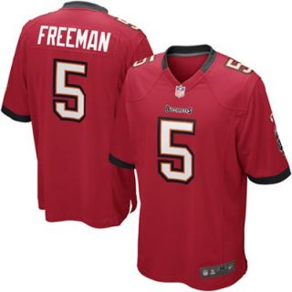 Nike Josh Freeman Tampa Bay Buccaneers Youth Game Jersey   Red