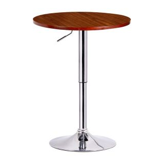 Boraam Runda Adjustable Pub Table   Pub Tables