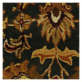 Safavieh Classic CL228A Area Rug   Dark Green/Gold   Area Rugs
