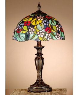 Dale Tiffany Hargreaves Table Lamp   Tiffany Table Lamps