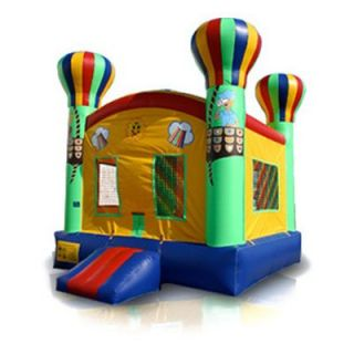 EZ Inflatables Balloon Jumper Bounce House   Commercial Inflatables