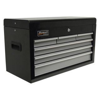 Homak SE Series 6 Drawer Top Chest   Tool Chests & Cabinets