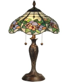 Dale Tiffany Chicago Table Lamp   Tiffany Table Lamps