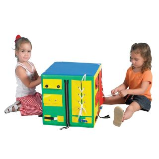 Childrens Factory Developmental Play Cube   Daycare Tables & Chairs