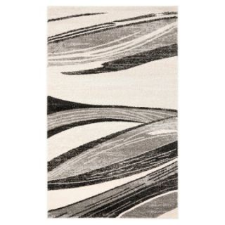 Safavieh Retro RET2691 Area Rug   Light Gray / Ivory   Area Rugs