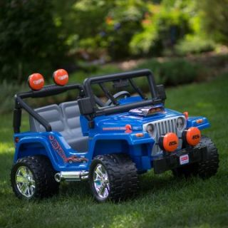 Fisher-Price Power Wheels Jeep Riding Toy   Battery Powered Riding Toys