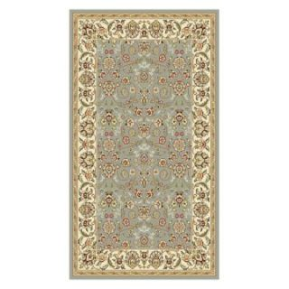 Safavieh Lyndhurst LNH312B Area Rug   Light Blue/Ivory   Area Rugs