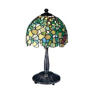 Dale Tiffany Hydrangea Replica Lamp   Tiffany Table Lamps