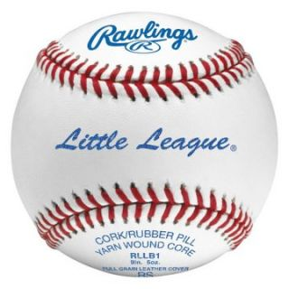 Rawlings RLLB1DZ Little League Baseballs   12 pk.   Balls
