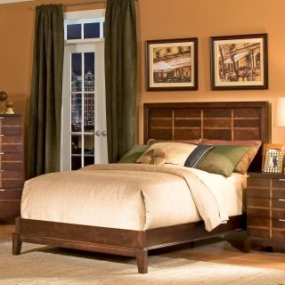 Butler Lake Shore Low Profile Panel Bed   Beds