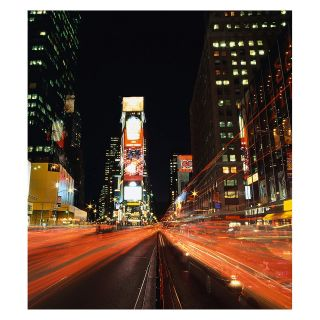 Times Square Photographic Panels Wall Art Kit   Wall Decals