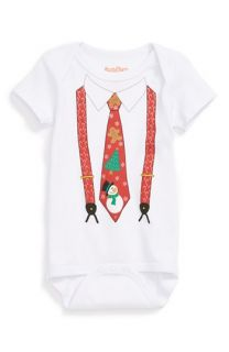 Sara Kety Baby & Kids Christmas Larry Bodysuit (Baby Boys)