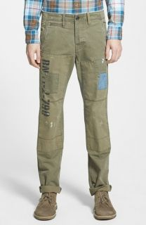 True Religion Brand Jeans Patchwork Chinos