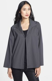 MICHAEL Michael Kors Stretch Cotton Moto Jacket