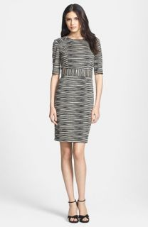 Trina Turk Monarch Ponte Sheath Dress