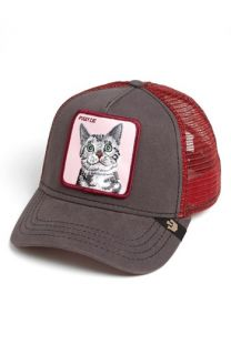 Goorin Brothers Animal Farm   Whiskers Cat Trucker Hat
