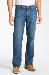 Lucky Brand 361 Vintage Straight Leg Jeans (Rinse)