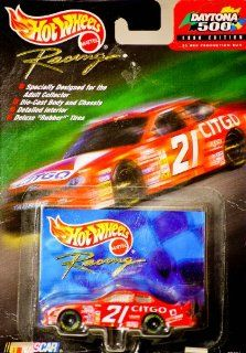 1999   Mattel   Hot Wheels Racing   NASCAR   Elliott Sadler   #21 Citgo Ford Taurus   Daytona 500 Edition   1 of 25,000   New   Out of Production   Limited Edition   Collectible Toys & Games
