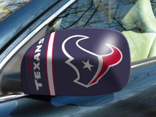 NFL   Houston Texans Small Mirror Cover   Sports Fan Area Rugs
