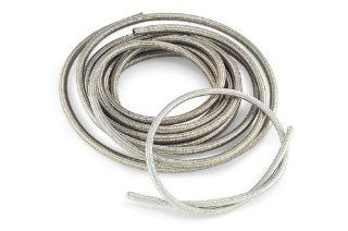 Goodridge Braided Steel Oil/Fuel Hose   5/16in. I.D. x 25ft. 202 05 25 Automotive