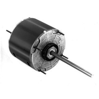 "Fasco D787 5.6"" Frame Open Ventilated Permanent Split Capacitor Window A/C Condenser Fan and Direct Drive Blower Motor with Sleeve Bearing, 1/3HP, 1625rpm, 208 230V, 60Hz, 2.3 amps"