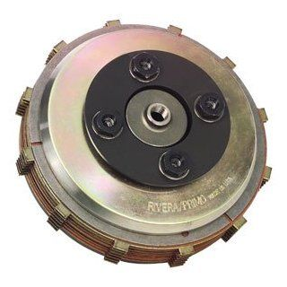 Rivera Primo Engineering Pro Clutch Kit   Replacement Parts Steel Plate , Material Steel PP 221 Automotive