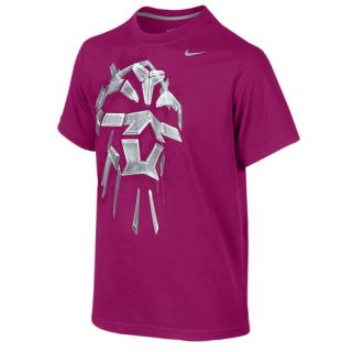 Nike Kobe Holographic T Shirt   Boys Grade School   Basketball   Clothing   Rasberry Red/Wolf Grey