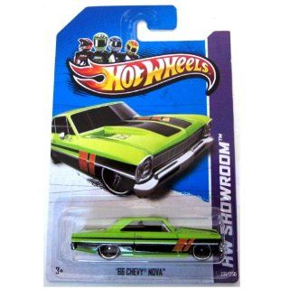 Hot Wheels '66 Chevy Nova Hw Showroom 2013 231/250 Toys & Games