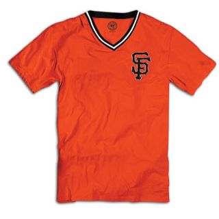 47 Brand MLB Onfield V Neck T Shirt   Mens   Baseball   Clothing   San Francisco Giants   Multi