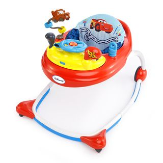 Bright Starts Cars Little Racer 2 in 1 Walker Bright Starts Baby Walkers