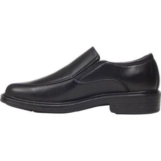 Men's Soft Stags Naples Black Soft Stags Slip ons