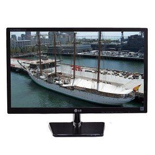 "23"" LG IPS234W PN DVI/HDMI 1080p Widescreen Ultra Slim LED IPS LCD Monitor w/HDCP Support (Black) Computers & Accessories"