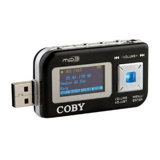 COBY  Player with 256 MB Flash Memory with Color OLED Display (Discontinued by Manufacturer)  Players & Accessories