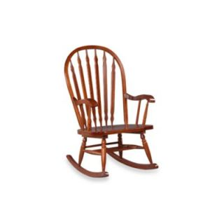 Buy Carolina Chair & Table Mission Rocker in Chestnut from
