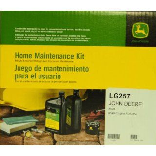 John Deere Genuine LG257 Home Maintenance Kit for JOHN DEERE X520 X540 (Engine FD731V)