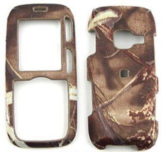 LG Scoop / Rumor LX260 / UX260   Fabric Snap On,Camo/Camouflage Hunter, Shadder Grass   Hard Case/Cover/Faceplate/Snap On/Housing/Protector Cell Phones & Accessories