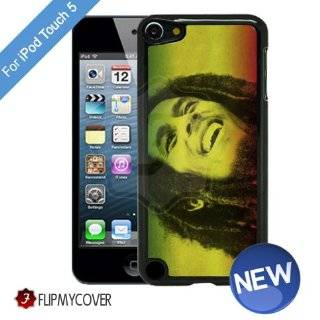 BOB MARLEY iPod Touch 5 Plastic Hard Phone Cover Case