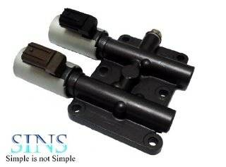 Honda Civic Transmission Dual Linear Solenoid 28250 PLX 305 Automotive