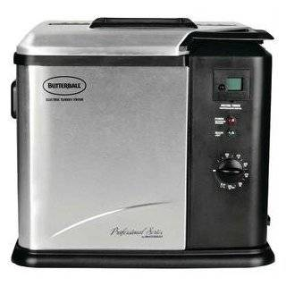 Butterball 20010109 Indoor Electric Turkey Fryer Kitchen & Dining