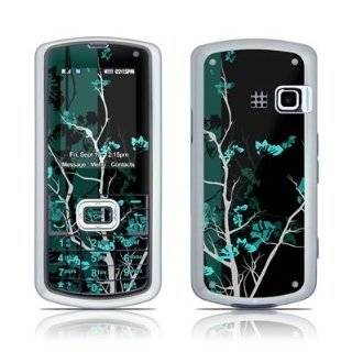 Aqua Tranquility Design Protector Skin Decal Sticker for LG Banter AX265 Cell Phone Cell Phones & Accessories