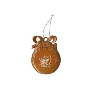 UT Tyler Bulb Orange Pewter Ornament 'UT Tyler w/ Eagle Head Engraved' Sports & Outdoors