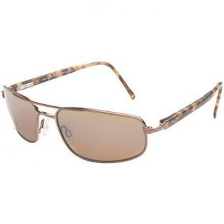 Maui Jim Kahuna Sunglasses   Polarized Met Copper/HCL, One Size Clothing