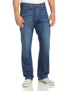 Lucky Brand Men's 329 Original Straight Leg Jean in Zenith Point Clothing