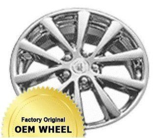 BUICK,CADILLAC DTS,LUCERNE 18X7.5 10 SPOKE Factory Oem Wheel Rim  CHROME   Remanufactured Automotive
