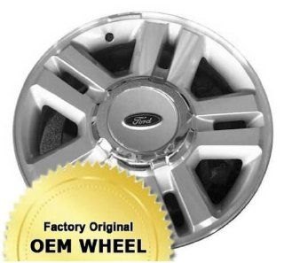 FORD F150 18X7.5 5 SPLIT SPOKE Factory Oem Wheel Rim  CHROME CLAD   Remanufactured Automotive